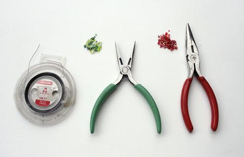 Materials for Mini Trees