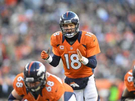 Broncos push aside Browns in bid for top AFC seed