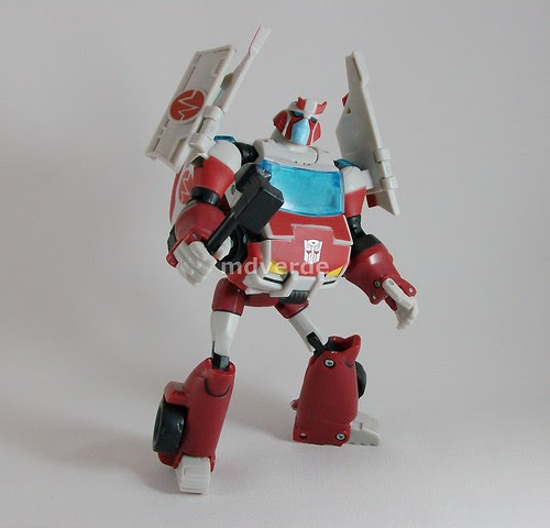 Transformers Ratchet Animated Deluxe - modo robot