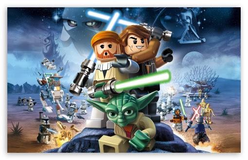 Star Wars Lego Ultra Hd Desktop Background Wallpaper For 4k Uhd Tv