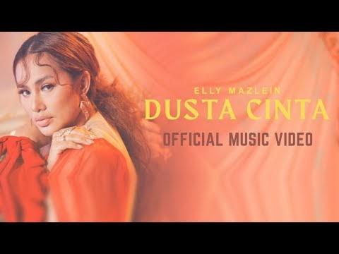 Lirik Lagu Elly Mazlien | Dusta Cinta (Official Music Video)