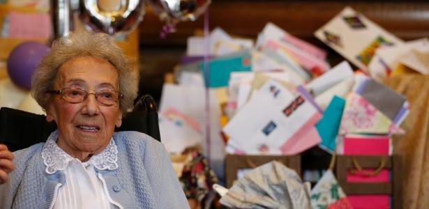 Rádio lançou campanha após saber que Winnie Blagden não tinha herdeiros