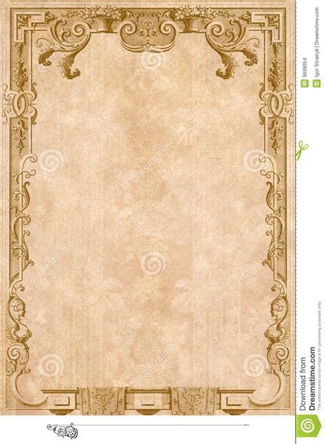 Victorian Background Stock Images   Image: 9699054