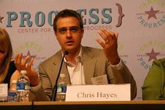 Chris Hayes Speaks