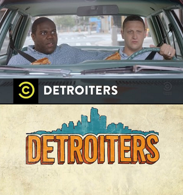 Detroiters Tv Series