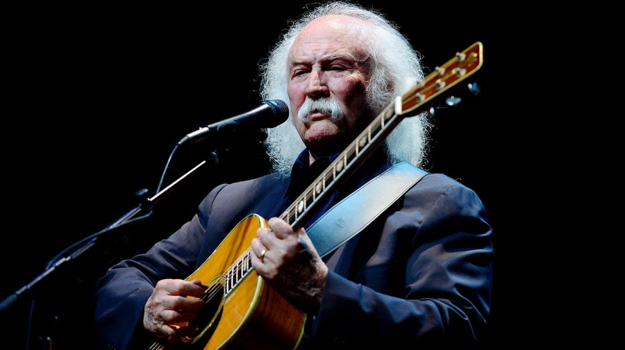 David Crosby Sets Fall Tour to Support New LP 'Sky Trails'