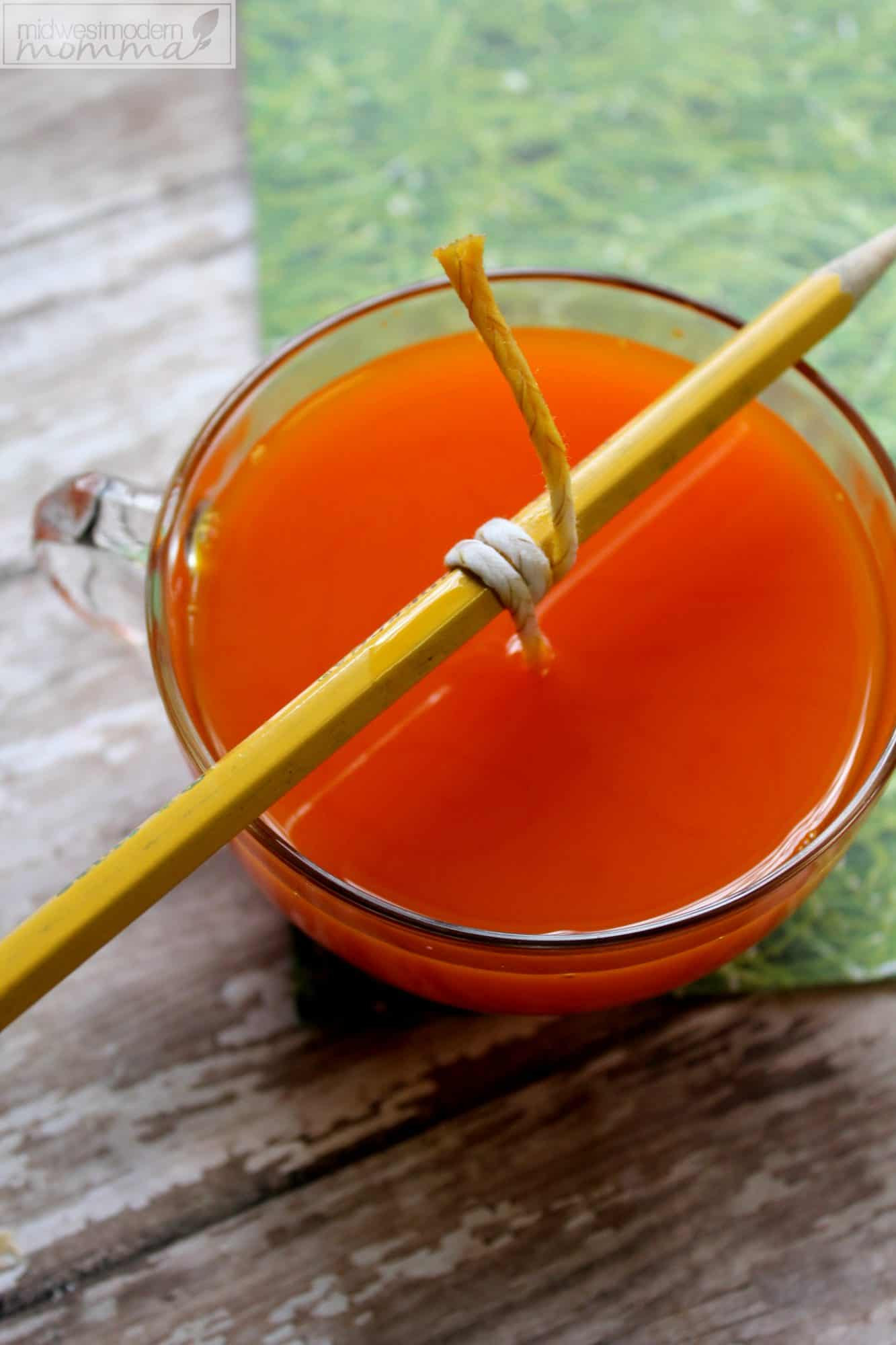 DIY Citronella Candles with Essential Oils | Midwest ...