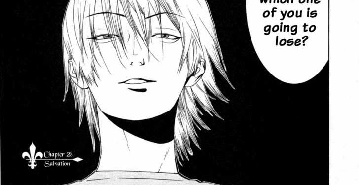Liar Game Review Manga