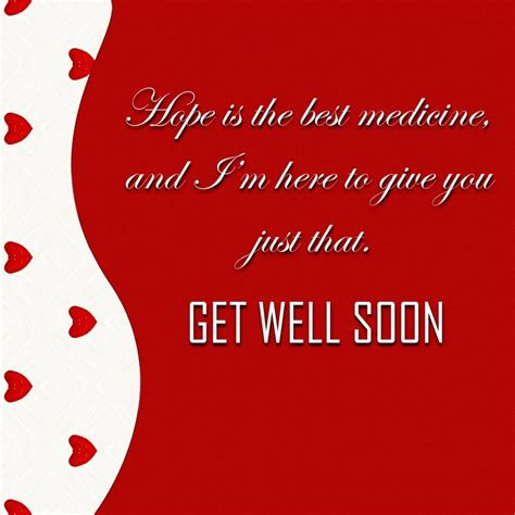 Get Better Soon Quotes For Boyfriend