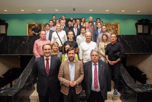Reunión constitutiva del Club de Producto 'Puerto de la Cruz Xperience'