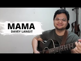 Mama by Davey Langit [Official Music Video]