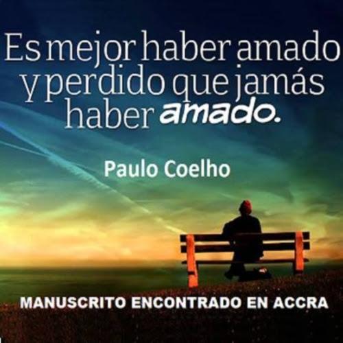 Frases Paulo Coelho Amor Verdadero Imagui