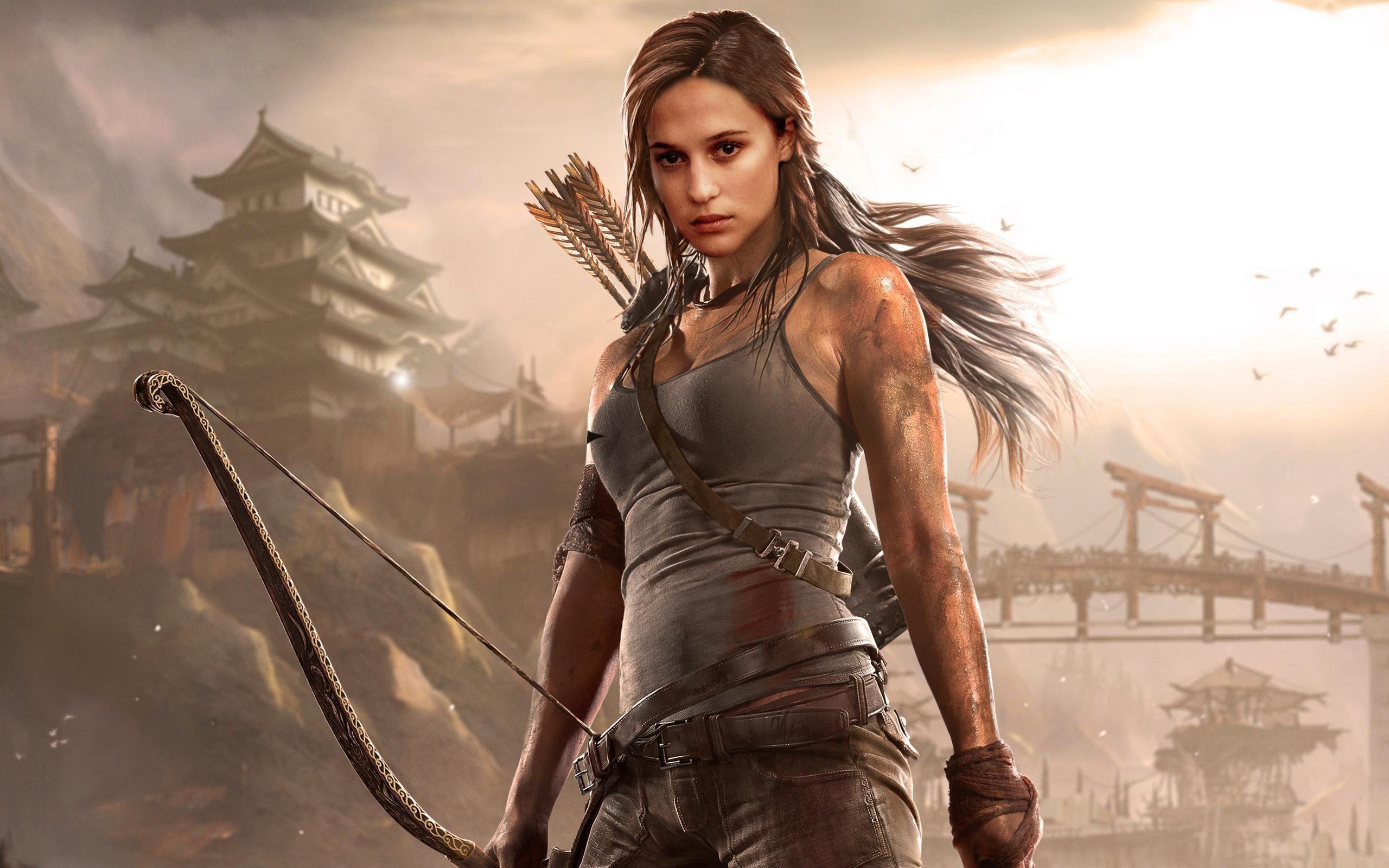 Tomb Raider 2018 Hd Wallpaper 76 Images