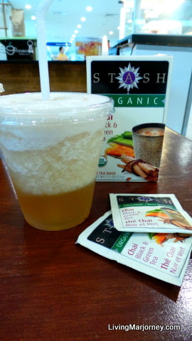 Organic Chai Tea at Green Bean Coffee