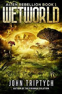 Wetworld by John Triptych