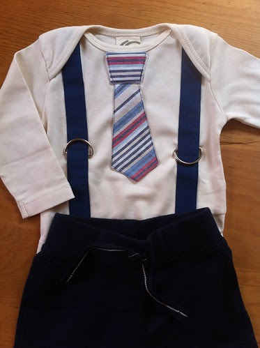 Formal wear for Iain by Poppyprint