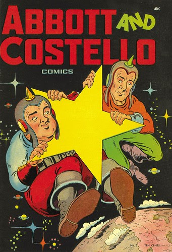 Abbott and Costello - About Space FC (by senses working overtime)