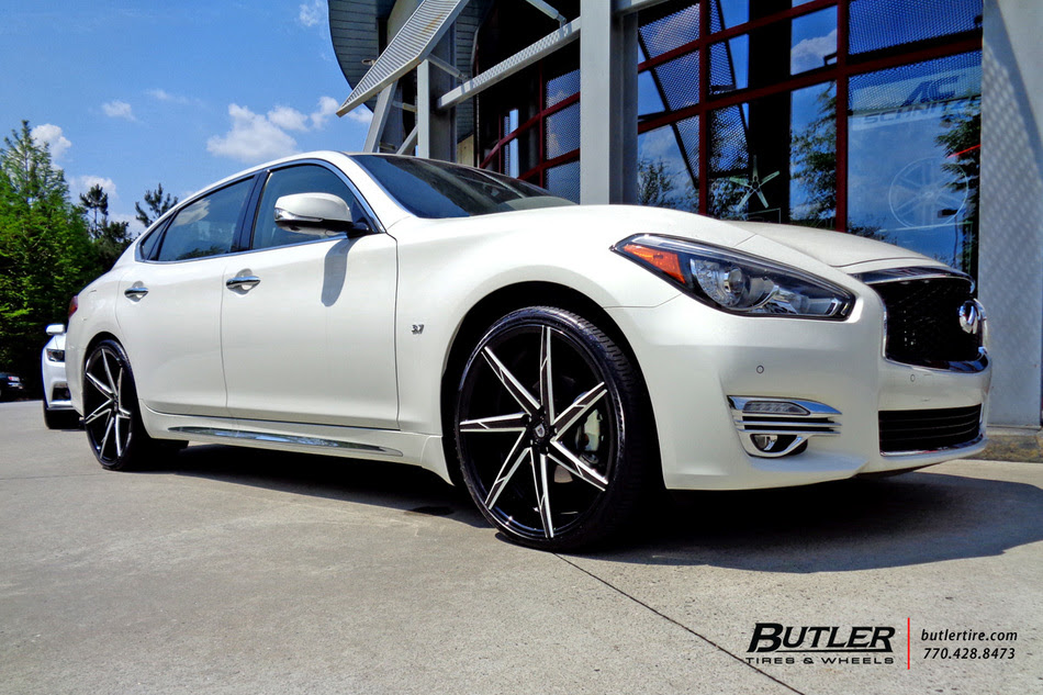 Infiniti Qin Lexani Css7 Wheels Exclusively From Butler Tires And Wheels In Atlanta
