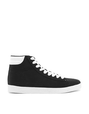 Image 4 of ASOS DEVIOUS High Top Trainers