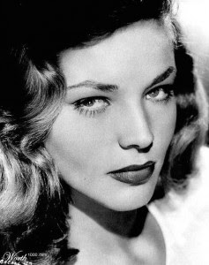 Lauren Bacall, Movie Star (Lauren's mother was born in Romania and migrated to New York with her parents.