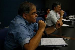Venício Lima fala sobre caminhos para a democratização