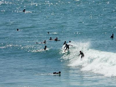 Sesión de surf del 05 de Julio del 2008 - Sopelana