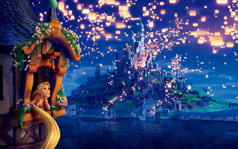 Walt ディズニー 壁紙 Princess Rapunzel Pascal ウォルト