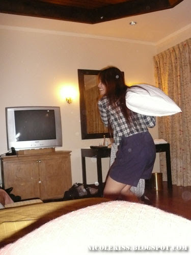me pillow fight