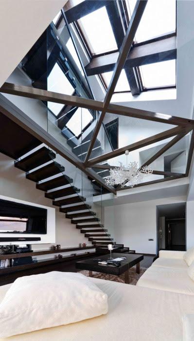 Diseño de escaleras #10