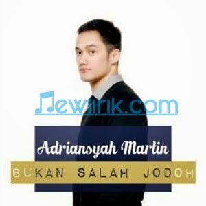 Lirik Ardiansyah Martin - Bukan Salah Jodoh