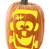Frankenstein Pumpkin Carving Ideas