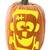 Frankenstein Pumpkin Carving Easy