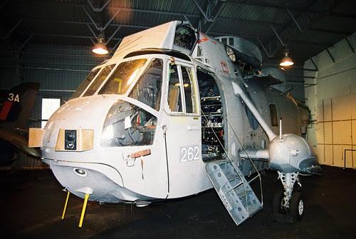 XV643/262 S King HAS.6