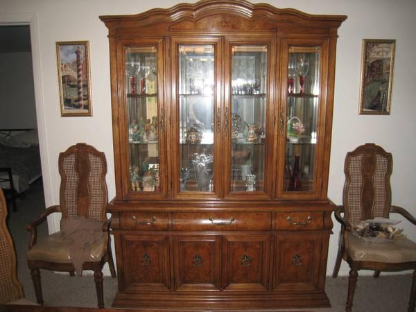 BERNHARDT DINING ROOM SET - for Sale in Ballston Spa, New ...