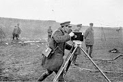 Geoffrey Malins and the Battle to Film the Somme