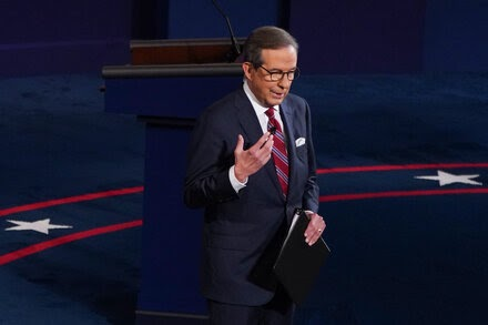 TREND ESSENCE:Chris Wallace Struggled to Rein In an Unruly Trump at First Debate