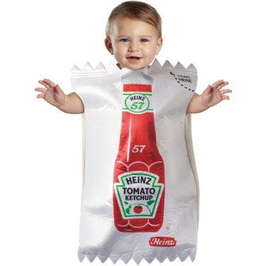 Ahh! Love IT! My future children will be sporting this Halloween costume at least once!