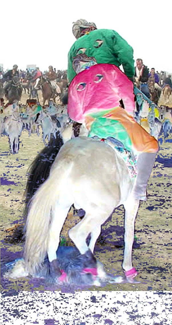 buzkashi-player