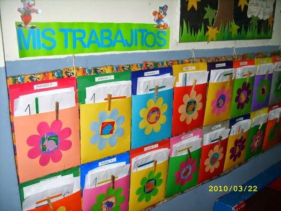 Como Decorar Un Salon De Clases Para Niños Variaciones Clase