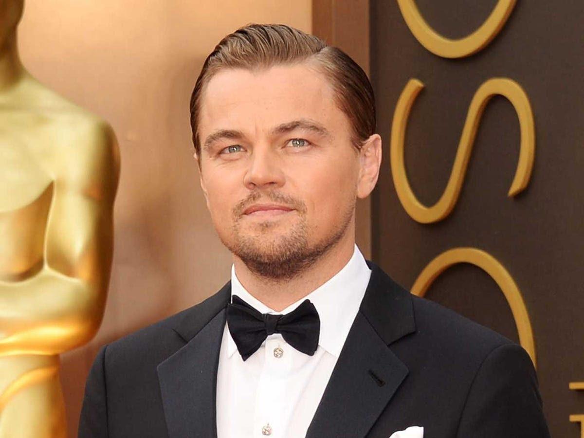 AGE 40: Leonardo DiCaprio