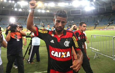 Léo Moura: uma despedida como tem que ser