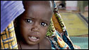 Malnourished child in Niger, 2005