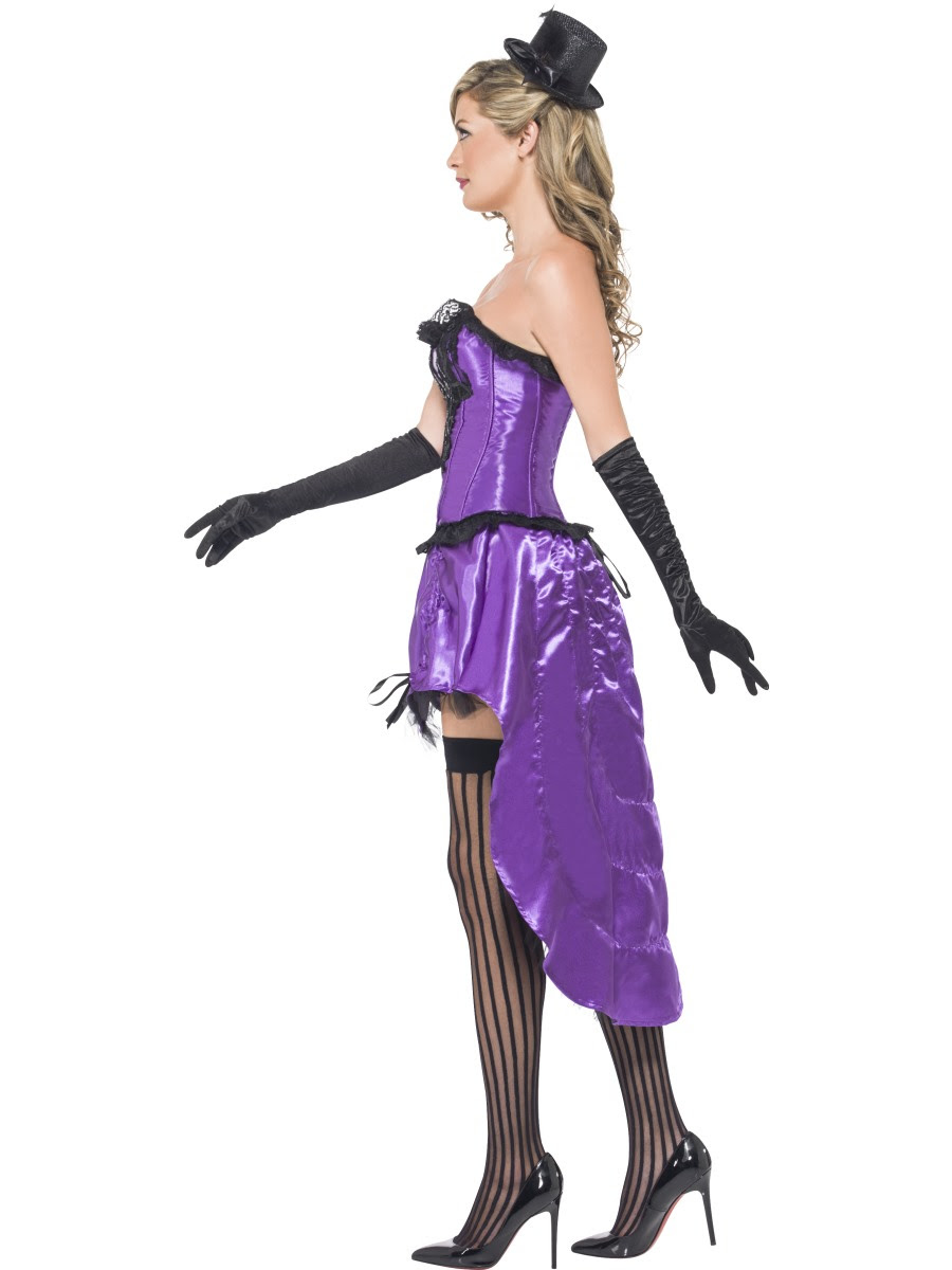 adult ladies burlesque glamour costume  43884  fancy
