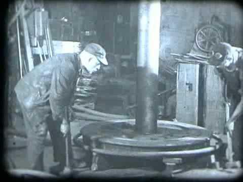 Best Of 2014: Παρακολουθήστε ένα 4,000hp ατμομηχανή οικοδομείται από το χέρι το 1928 - απολύτως καταπληκτικό βίντεο