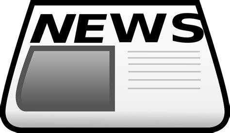 newspaper generic  vector graphic  pixabay