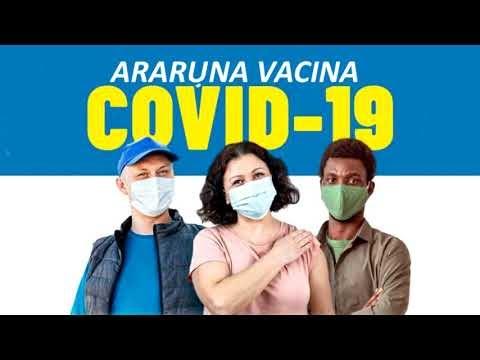 Prefeito Vital Costa anuncia vacinação contra a Covid-19, do público de 18 anos, a partir desta quarta-feira, 04 de agosto