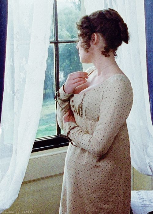 Jennifer Ehle as Elizabeth Bennet in Pride and Prejudice 1995