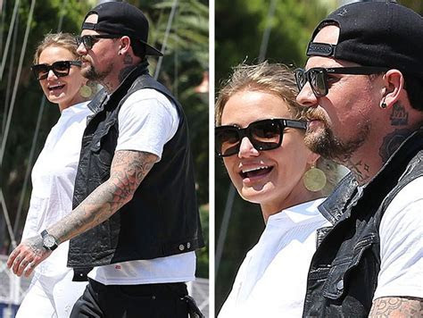 Cameron Diaz got married to Benji Madden!   The Artistic Soul