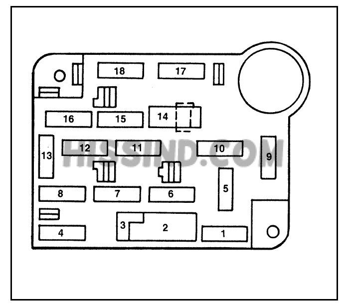 1997 Ford Mustang Wiring Schematic Box Wiring Diagram