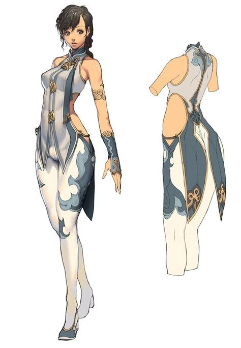 female design  character design references